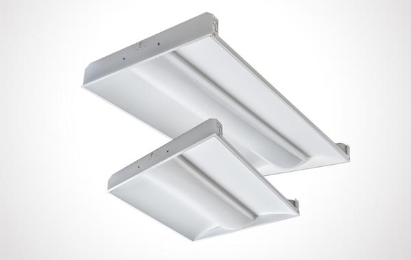 LT-CD u2013 Volumetric LED Troffer & LED Troffers   Portfolio Categories   Aleo Lighting